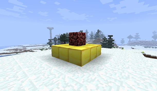 Building Herobrine's Totem - Step Two